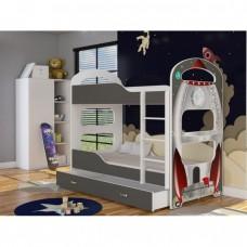 Bērnu gulta DOMINIK 1608 N