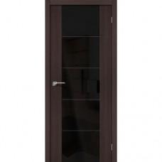 Ekofinierējuma iekšdurvis V4 Black  Porta
