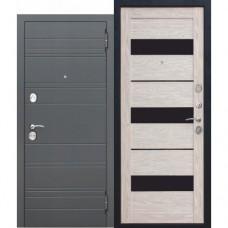 Metāla durvis ar MDF apdari Čarlston