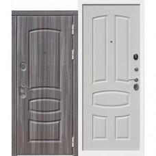 Metāla durvis ar MDF apdari Granada