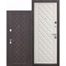 Metāla durvis ar MDF apdari Kamelot