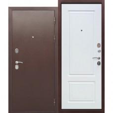 Metāla durvis ar MDF apdari Tols