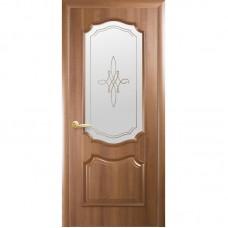 PVC Deluxe durvis ROKA Zelta alksnis