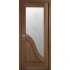 PP Premium iekštelpu durvis AMATA Zelta alksnis P1