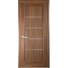 PVC Deluxe iekštelpu durvis MIRA Zelta alksnis