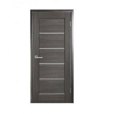 PVC Deluxe iekštelpu durvis MIRA Pelēks