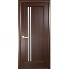 PVC Deluxe durvis DELLITA Kastanis