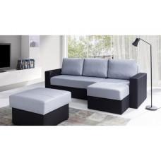 Stūra dīvāns CALABRINI