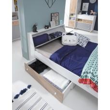 Bērnu gulta ar veļaskasti FARO 14