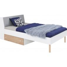 Bērnu gulta ar veļaskasti FARO 15