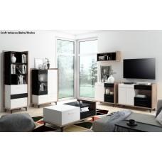 Tv galdiņš BOX RTV2D1S