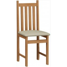 Koka krēsls Krzesło B