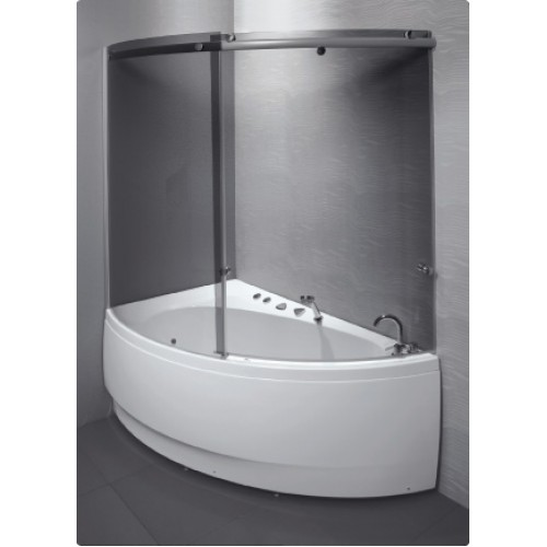 Dušas Siena Vannai Idea160cm