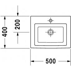 Izlietne 2Nd Floor,35cmx52.5cm
