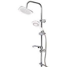 Dušas panelis Dolphin
