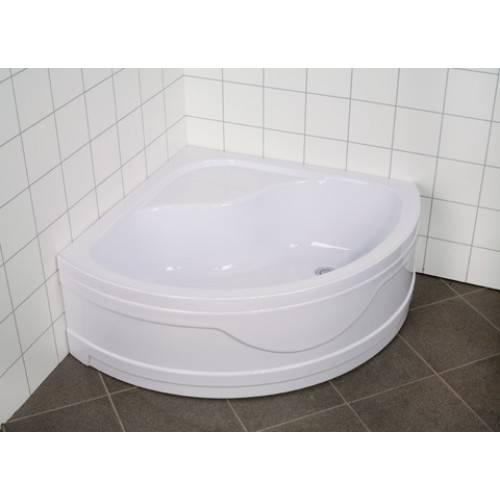 Dušas ūdena paliktnis 90x90x15