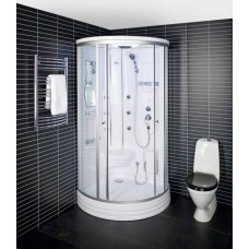 Masāža dušas kabīne 92x92x217cm