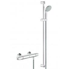 Dušas Termostats Grohetherm 1000 New Ar Dušas Komplektu 900 Mm