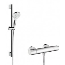 Dušas Komplekts Ar Termostatu Crometta Vario/Ecostat 1001 Cl65cm