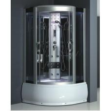 Masāžas un tvaika kabīne Hydrosan 7 90x90x215cm