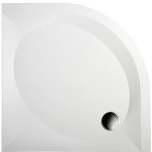 Dušas Vanniņa Art,100cm,Balta