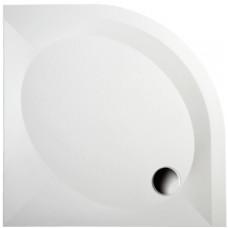 Dušas Vanniņa Art, 90cm, Balta