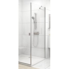 Dušas Siena Cps, 100cm, Spīdīgs/Caurspīdīgs Stikls