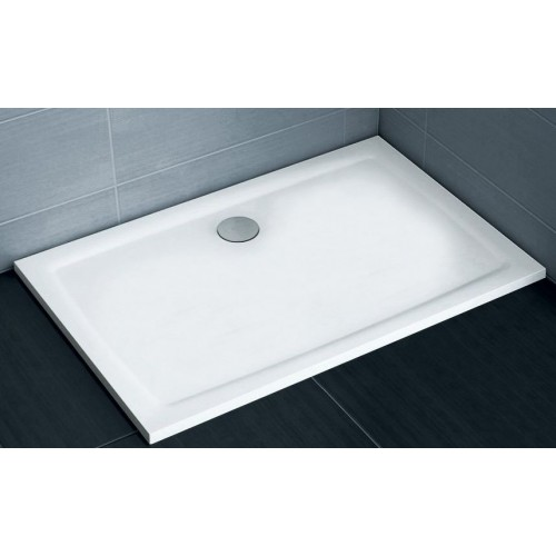 Dušas Vanniņa Gigant Pro Flat,120cmx90cm,Balta