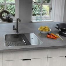 Virtuves Izlietne Niagara Left (L),44cmx54cm