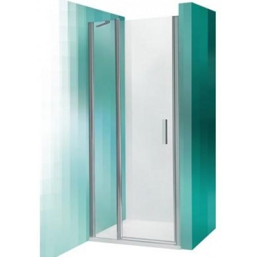 Dušas Durvis Tdn1, briliants/caurspīdīgs stikls