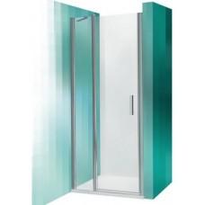 Dušas Durvis Tdn1, matēts sudrabs/caurspīdīgs stikls