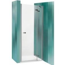 Dušas Durvis Gdnl1,  briliants/caurspīdīgs stikls