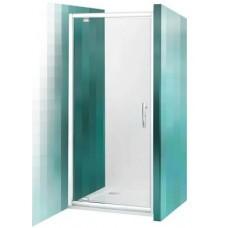 Dušas Durvis Pxdo1N,  briliants/caurspīdīgs stikls
