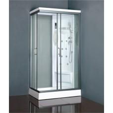 Slēgtā dušas kabīne VENTO BIELLO,  labais izpildījums