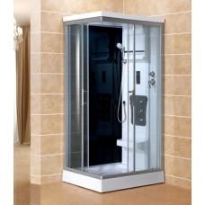 Slēgtā dušas kabīne VENTO SICILIA II,  labais izpildījums