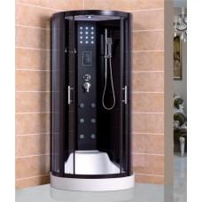 Masāžas dušas kabīne VENTO VENEZIA 90x90x215cm