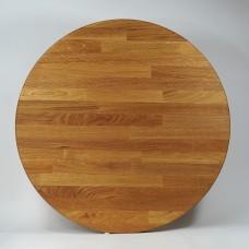Apaļš koka galds PURO II 70 Dab